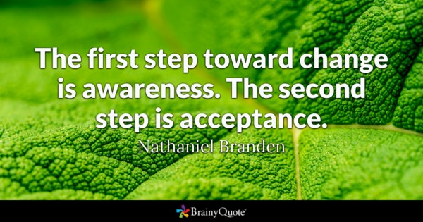 steps to change